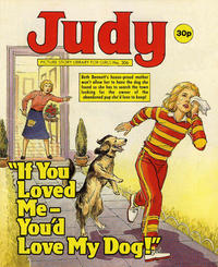 Cover Thumbnail for Judy Picture Story Library for Girls (D.C. Thomson, 1963 series) #306