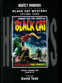 Cover Thumbnail for Harvey Horrors Collected Works: Black Cat Mystery (PS, 2012 series) #4