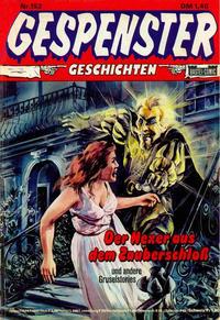 Cover Thumbnail for Gespenster Geschichten (Bastei Verlag, 1974 series) #152