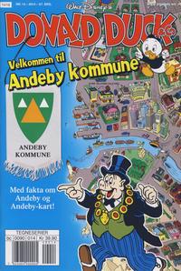 Cover Thumbnail for Donald Duck & Co (Hjemmet / Egmont, 1948 series) #14/2014