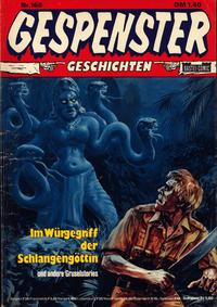 Cover Thumbnail for Gespenster Geschichten (Bastei Verlag, 1974 series) #168