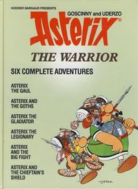 Cover Thumbnail for Asterix the Warrior (Hodder & Stoughton, 1993 series)