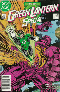 Cover Thumbnail for Green Lantern Special (DC, 1988 series) #2 [Newsstand]