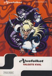 Cover for Alvefolket (Hjemmet / Egmont, 2005 series) #10