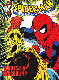 Cover Thumbnail for Spider-Man and His Amazing Friends (Marvel UK, 1983 series) #559