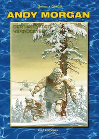 Cover Thumbnail for Andy Morgan (Kult Editionen, 2010 series) #13 - Der Hafen der Verrückten