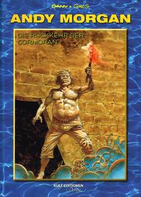 Cover Thumbnail for Andy Morgan (Kult Editionen, 2010 series) #15 - Die Rückkehr der Cormoran