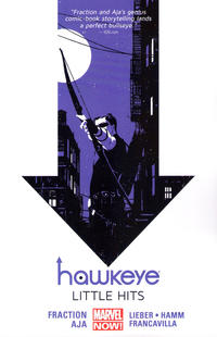 Cover Thumbnail for Hawkeye (Marvel, 2013 series) #2 - Little Hits