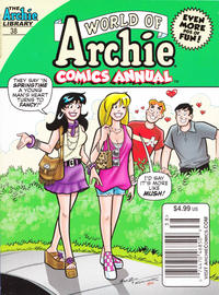 Cover Thumbnail for World of Archie Double Digest (Archie, 2010 series) #38 [Newsstand]