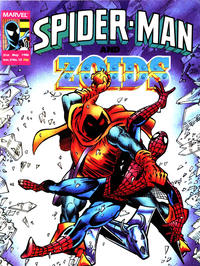 Cover Thumbnail for Spider-Man and Zoids (Marvel UK, 1986 series) #13
