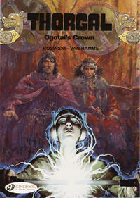 Cover Thumbnail for Thorgal (Cinebook, 2007 series) #13 - Ogotai's Crown