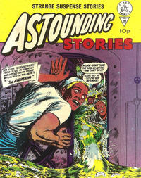 Cover Thumbnail for Astounding Stories (Alan Class, 1966 series) #111