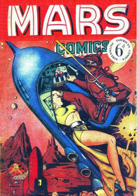 Cover Thumbnail for Mars Comics (Streamline, 1951 ? series)