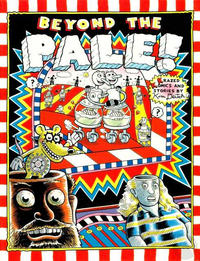Cover Thumbnail for Beyond the Pale! Krazed Komics and Stories (Fantagraphics, 1989 series)