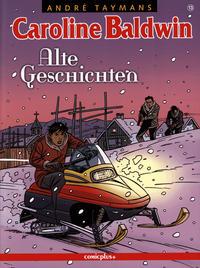 Cover Thumbnail for Caroline Baldwin (comicplus+, 2001 series) #13 - Alte Geschichten