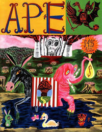 Cover Thumbnail for Ape (Fantagraphics, 2003 series)