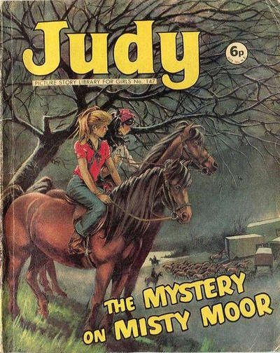 Cover for Judy Picture Story Library for Girls (D.C. Thomson, 1963 series) #147