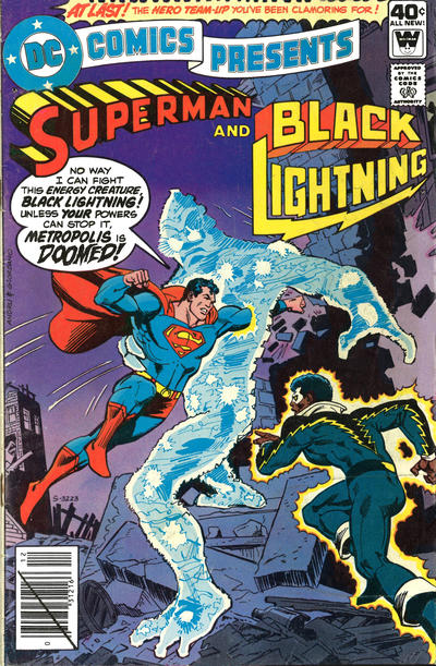 Cover for DC Comics Presents (DC, 1978 series) #16