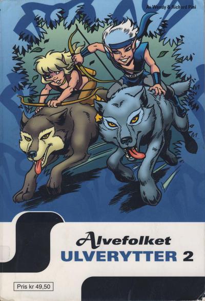 Cover for Alvefolket (Hjemmet / Egmont, 2005 series) #2