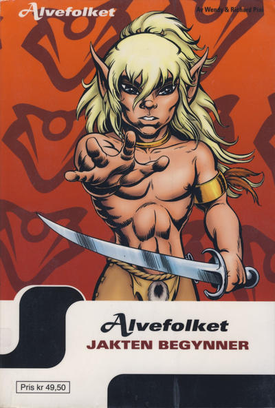 Cover for Alvefolket (Hjemmet / Egmont, 2005 series) #6