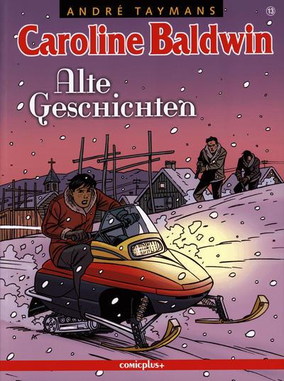 Cover for Caroline Baldwin (comicplus+, 2001 series) #13 - Alte Geschichten