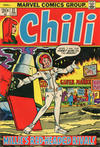 Cover for Chili (Marvel, 1969 series) #21