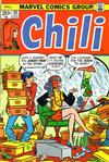 Cover for Chili (Marvel, 1969 series) #23