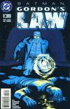Cover for Batman: Gordon's Law (DC, 1996 series) #3