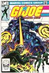 Cover Thumbnail for G.I. Joe, A Real American Hero (1982 series) #3 [Direct Edition]