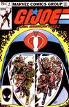 Cover Thumbnail for G.I. Joe, A Real American Hero (1982 series) #6 [Second Print]