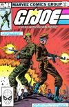 Cover for G.I. Joe, A Real American Hero (Marvel, 1982 series) #7 [Direct]