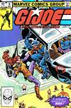 Cover for G.I. Joe, A Real American Hero (Marvel, 1982 series) #9 [Direct]