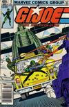 Cover Thumbnail for G.I. Joe, A Real American Hero (1982 series) #13 [Newsstand Edition]