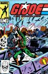 Cover for G.I. Joe, A Real American Hero (Marvel, 1982 series) #16 [Direct]