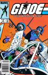 Cover for G.I. Joe, A Real American Hero (Marvel, 1982 series) #34 [Newsstand Edition]