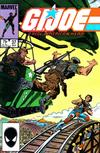 Cover for G.I. Joe, A Real American Hero (Marvel, 1982 series) #37 [Direct Edition]