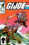 Cover for G.I. Joe, A Real American Hero (Marvel, 1982 series) #60 [Direct Edition]