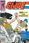 Cover Thumbnail for G.I. Joe, A Real American Hero (1982 series) #81 [Newsstand Edition]