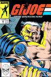 Cover for G.I. Joe, A Real American Hero (Marvel, 1982 series) #83 [Direct Edition]