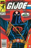 Cover for G.I. Joe, A Real American Hero (Marvel, 1982 series) #100 [Newsstand Edition]