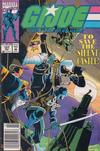 Cover Thumbnail for G.I. Joe, A Real American Hero (1982 series) #121 [Newsstand Edition]