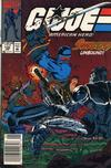 Cover Thumbnail for G.I. Joe, A Real American Hero (1982 series) #132 [Newsstand Edition]
