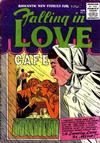 Cover for Falling in Love (DC, 1955 series) #4