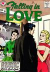 Cover for Falling in Love (DC, 1955 series) #16