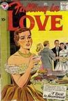 Cover for Falling in Love (DC, 1955 series) #22