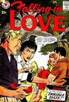 Cover for Falling in Love (DC, 1955 series) #27