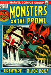Cover for Monsters on the Prowl (Marvel, 1971 series) #19