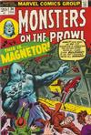 Cover for Monsters on the Prowl (Marvel, 1971 series) #24