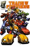 Cover for Transformers: Generation 1 (Dreamwave Productions, 2002 series) #3