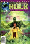 Cover for Incredible Hulk (Marvel, 2000 series) #32 (506) [Newsstand]